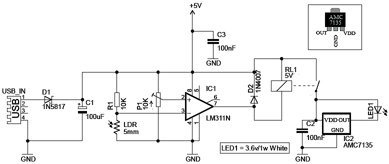 30 SIMPLE OVERVOLTAGE PROTECTION CIRCUIT, PROTECTION
