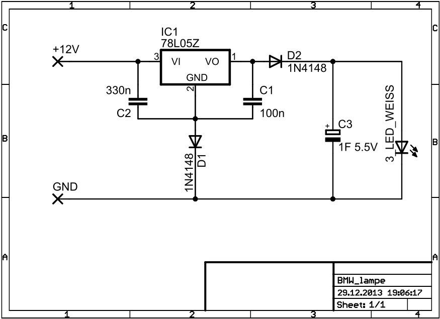 Symbol Fi Stromlaufplan