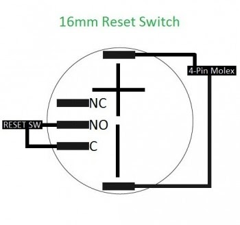6 Pin Momentary Switch Wiring Diagram : Dpdt Center Off
