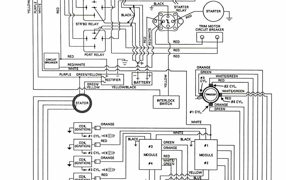 1979 115 Chrysler Wiring Diagram