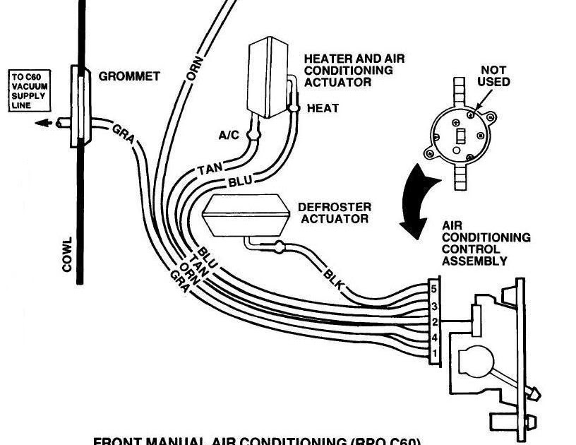 73 87 Wiring Diagrams The 1947 Present Chevrolet Gmc Truck