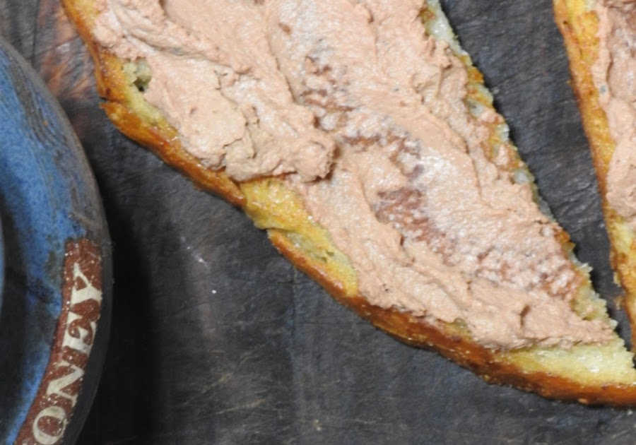 Easy Goose Liver Pate Recipe