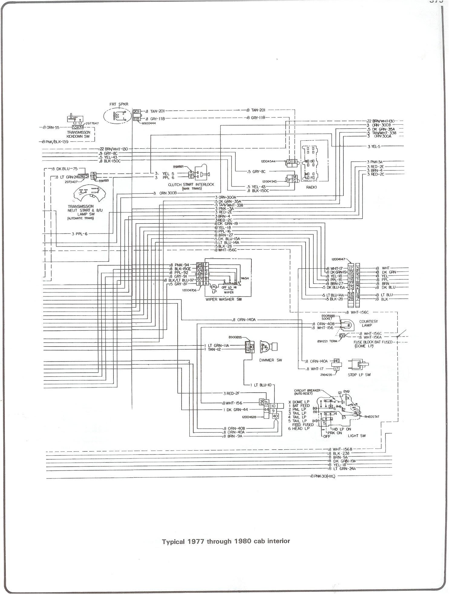 84 Chevy Truck Wiring Diagram