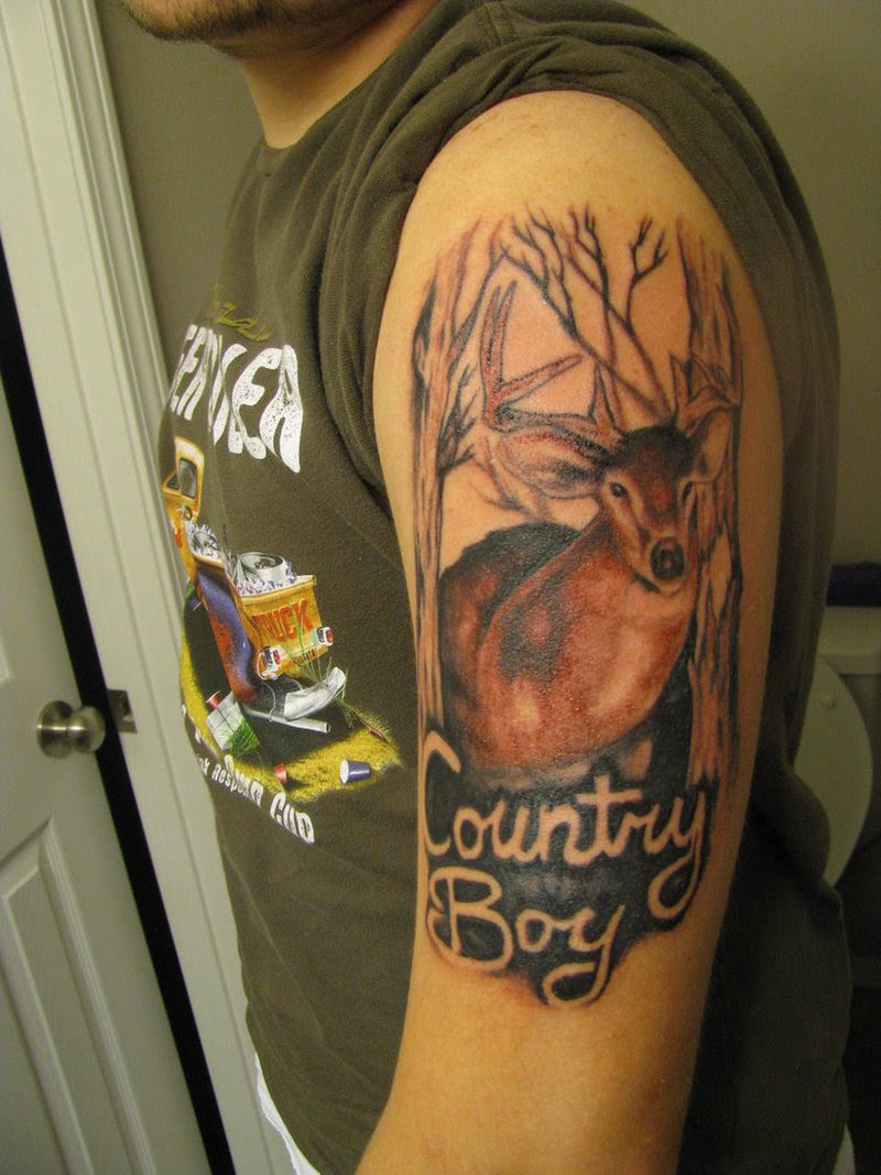 Country Boy Tattoo Ideas : country, tattoo, ideas, Country, Tattoos, Tattoo, Image, Collection