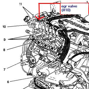 2003 Chevy Tracker Engine Diagram