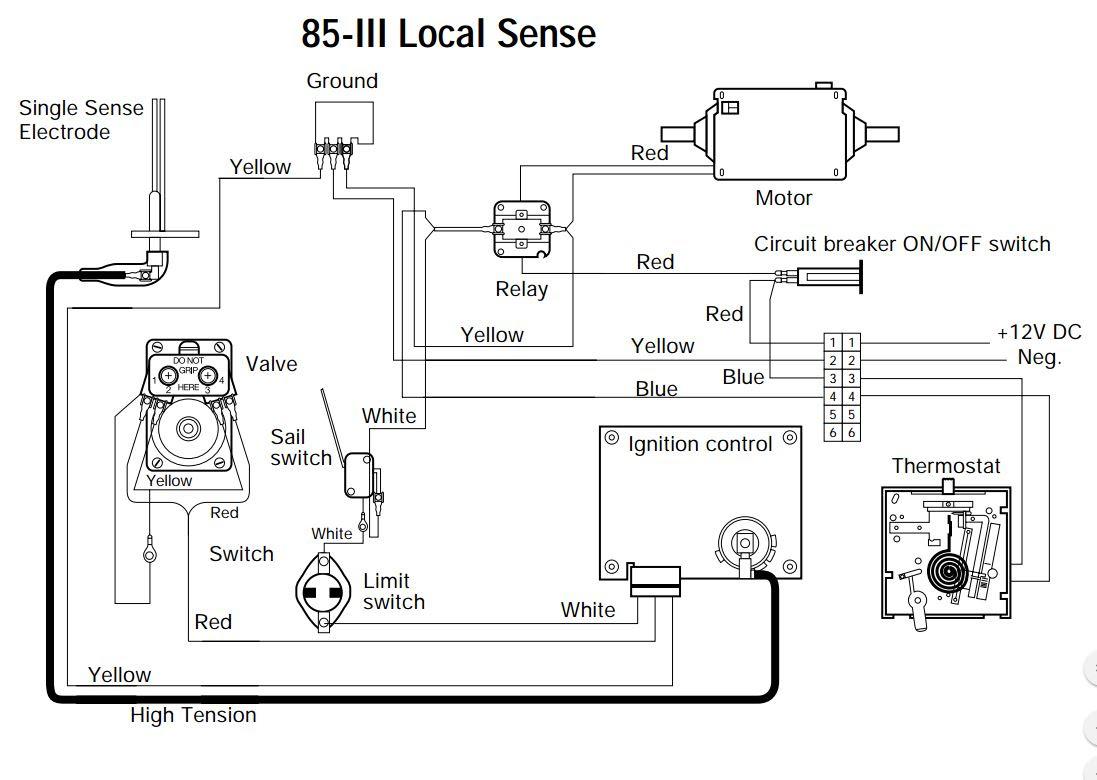 Wiring Diagram PDF: 12vdc Limit Switch Wiring Diagrams