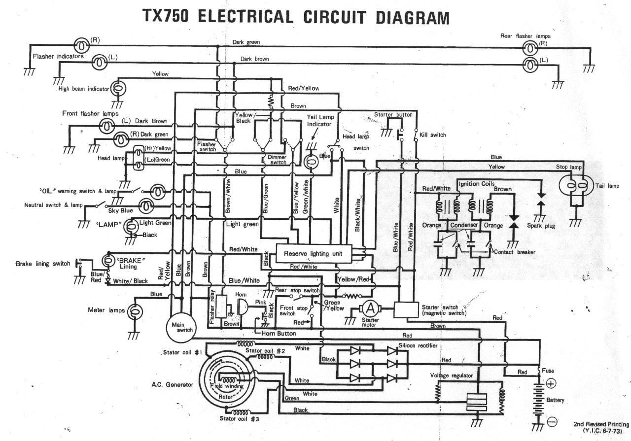 Schematic Electrical Drawing