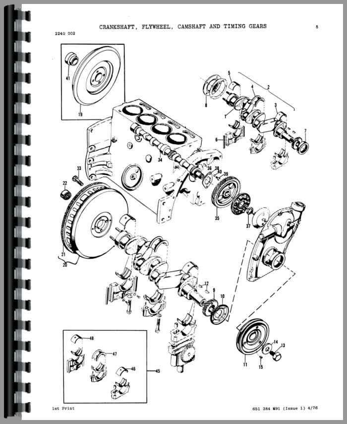 Massey Ferguson 135 Wiring Diagram Pdf : Simplicity
