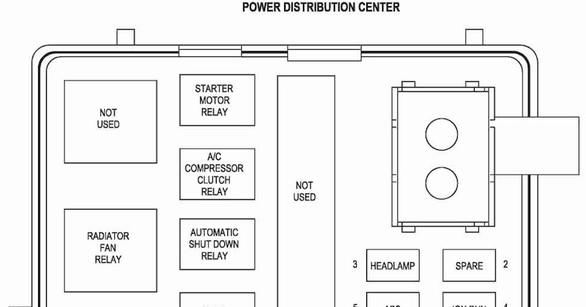 2006 Dodge Charger Sxt Radio Wiring Diagram