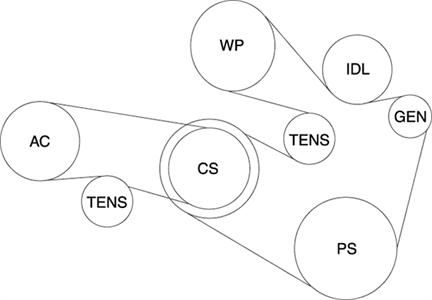 Engine Diagram 2000 Bmw Z3 2 8l