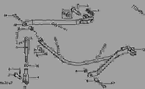 Wiring Diagram: 34 John Deere 60 Inch Mower Deck Parts Diagram