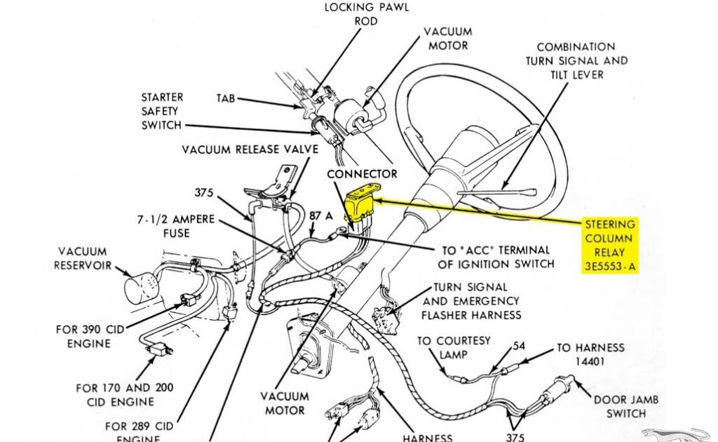 34+ 1967 Mustang Horn Wiring Diagram Images