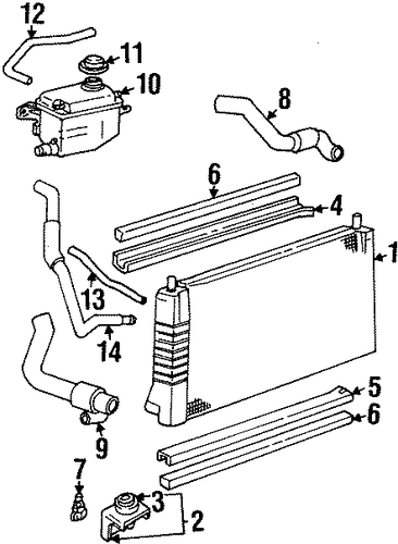 Wiring Diagram: 26 Ford Taurus Cooling System Diagram