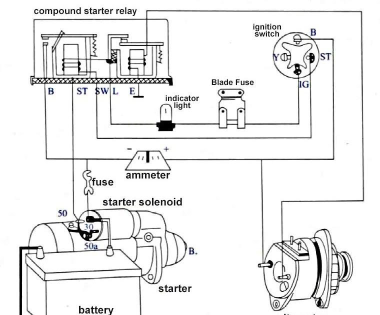 Vw Alternator Indicator Light Wiring