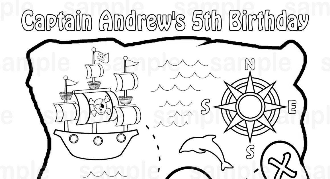 Crafts Ahoy Mates Scavenger Hunt Craft Coloring Pages