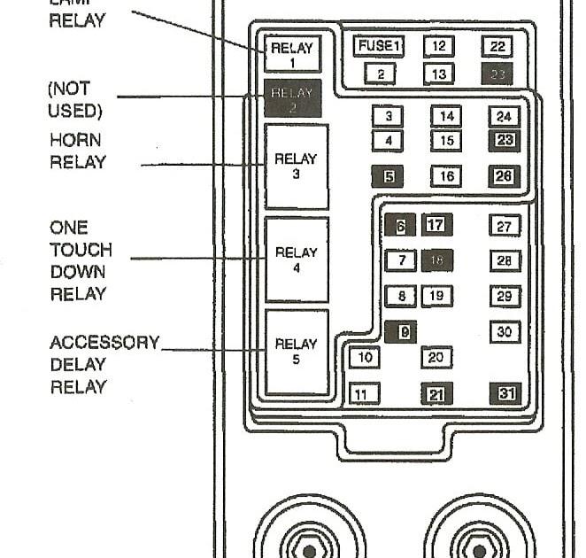 [DIAGRAM] Fuse Diagram 2002 Volvo Vnm64t200