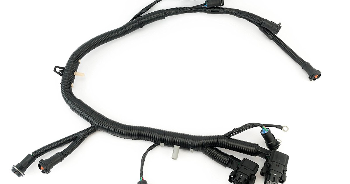 2004 Ford F 250 Injector Wiring Harness