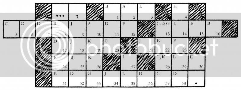 Fountain Pen History: Acrostic Puzzle