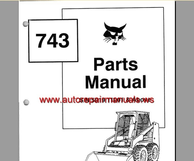 20 Beautiful Bobcat 743 Wiring Diagram