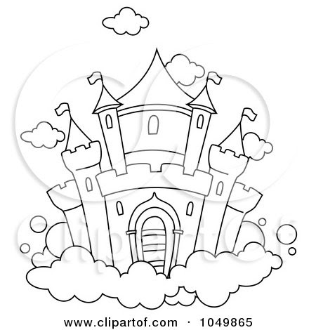 Bible Coloring Pages: Swan Lake Castle Coloring Pagesuper