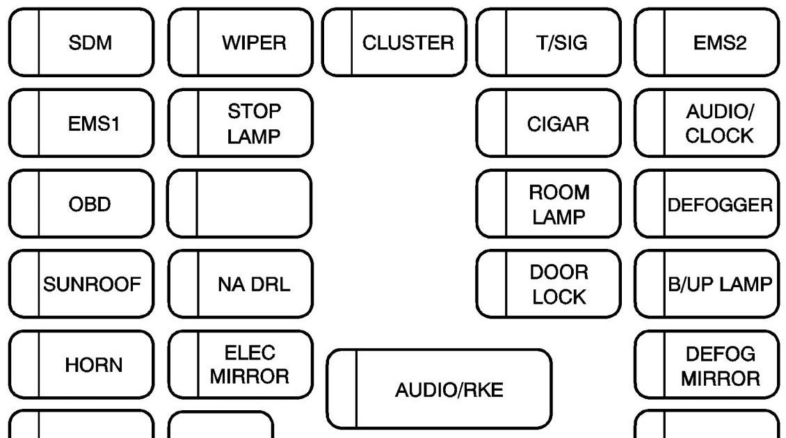 [DIAGRAM] 2007 Nitro Fuse Box Location FULL Version HD