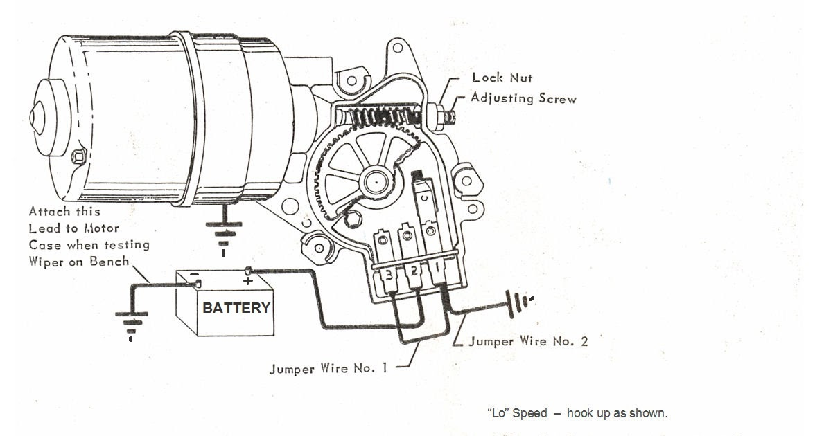 11+ 56 Chevy Wiper Motor Wiring Diagram