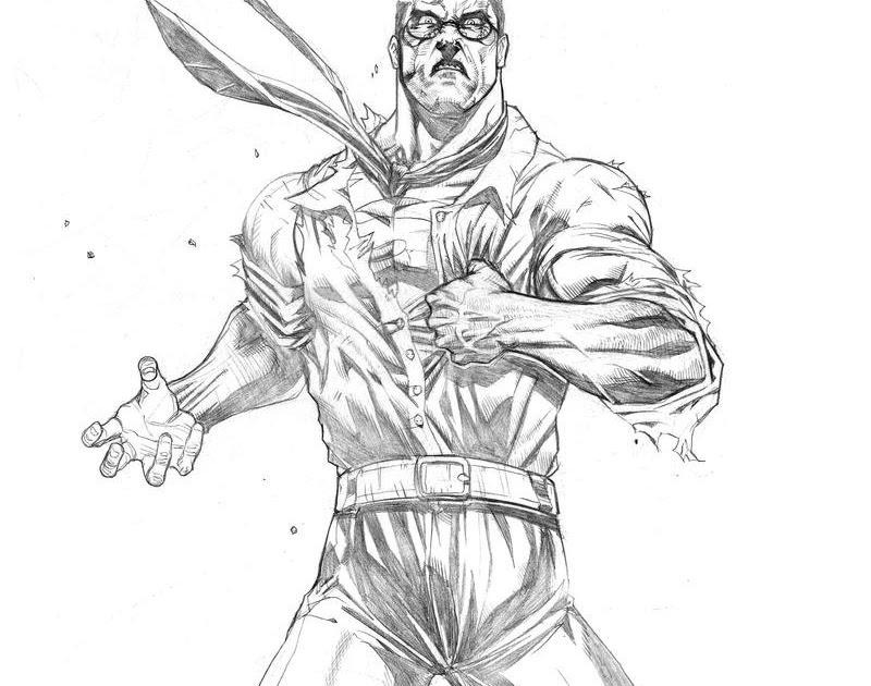 Miguel Mendonça Comics: Don´t mess with clark man
