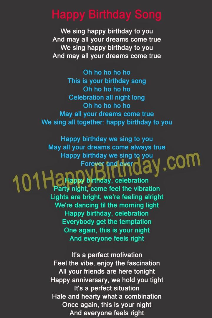 Happy Birthday To You Happy Happy Birthday To You Hindi Song
