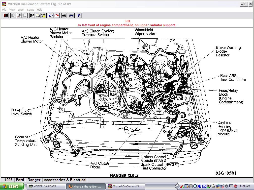 [Download 27+] 1993 Ford Ranger Starter Wiring Diagram