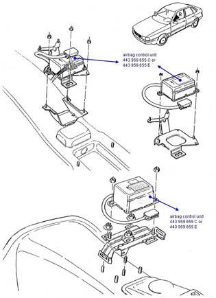 2001 Volvo Air Bag Schematics