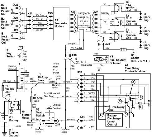 19 Best John Deere Sabre Wiring Diagram
