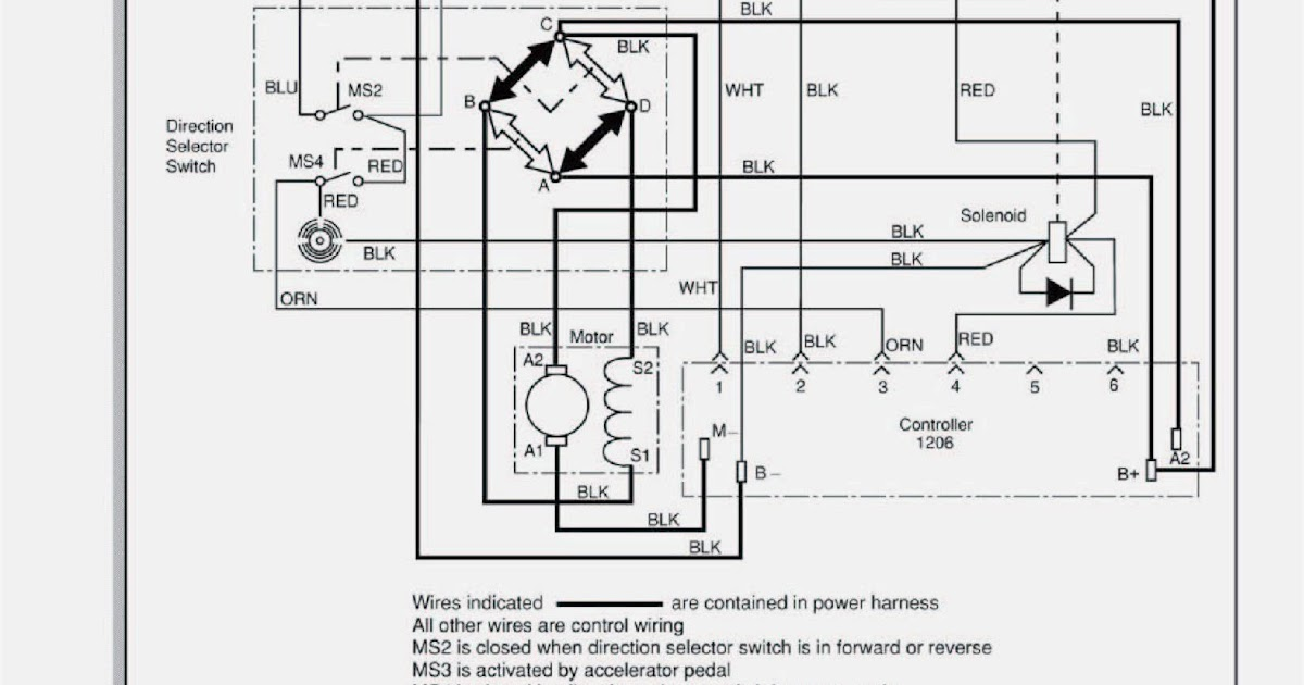1986 Club Car Ds Wiring Diagram
