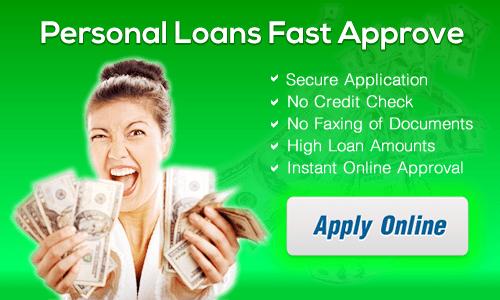 Bad Credit Personal Loans No Bank Account