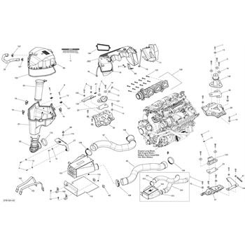 1997 Seadoo Gtx Engine Diagram
