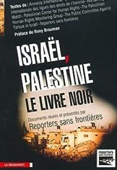 Télécharger Israël, Palestine. Le Livre Noir PDF Fichier ...