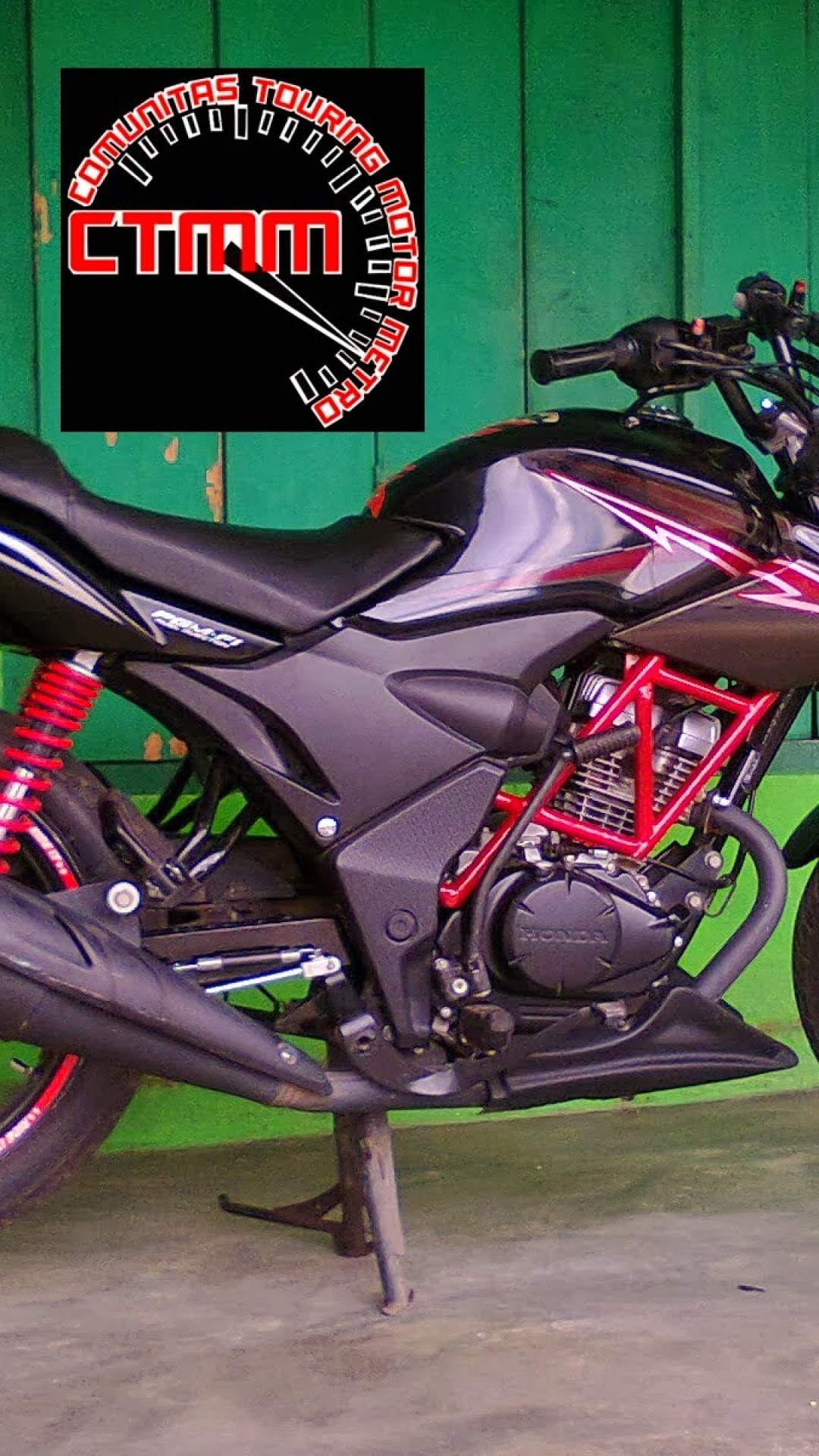 Modif Honda Verza Velg Jari Jari : modif, honda, verza, Kumpulan, Modifikasi, Motor, Honda, Verza, Terbaru, Kurawa