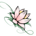 Drawings Of Flowers Cuteanimals