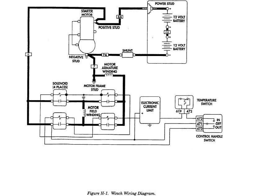 [DIAGRAM] Badland Winch Wiring Diagram 3500 FULL Version