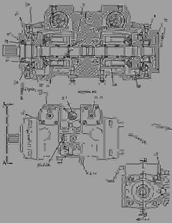 Cat 216b Parts Manual