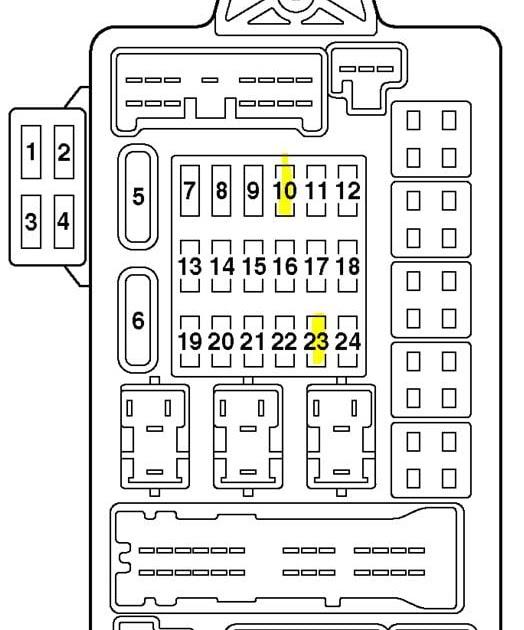 97 Eclipse Radio Wiring Diagram / Repair Diagrams for 1997