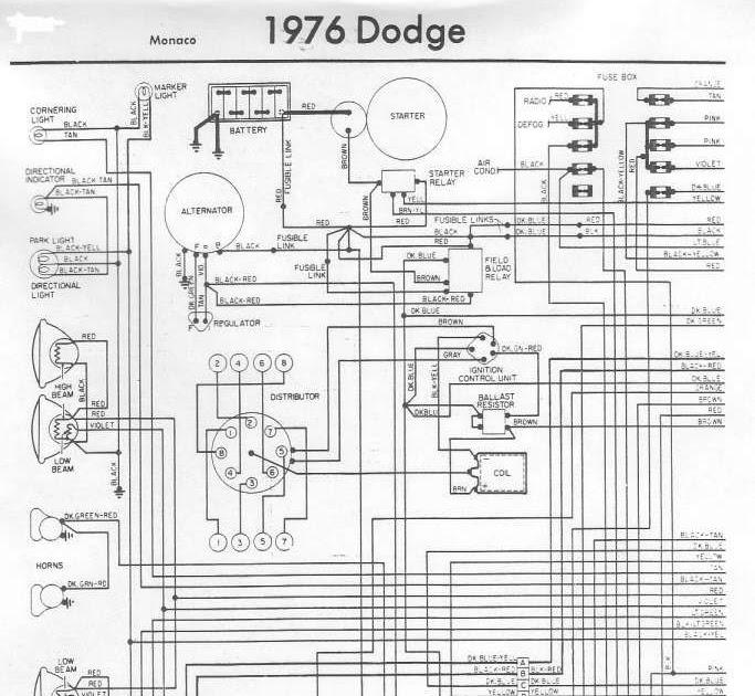 [DIAGRAM] 1976 F250 Wiring Diagram