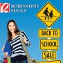 Robinsons Malls Back To School Sale On May 15 To 17 2015
