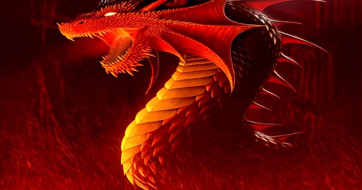 Coole Hintergrundbilder Drachen ~ Sammlung von Tapeten