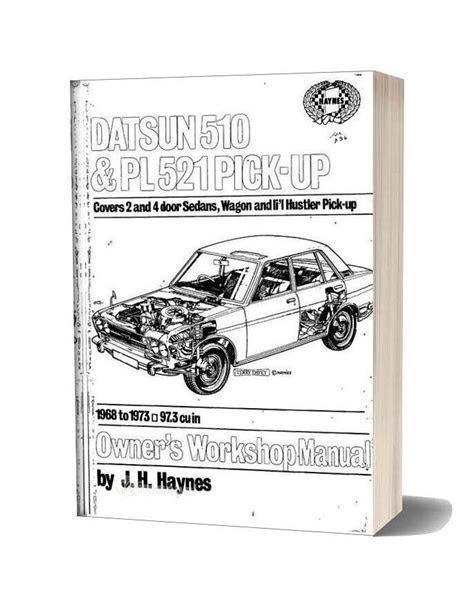 Reading Pdf datsun workshop manual Library Genesis PDF