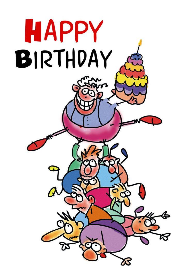 Humorous Birthday Clipart : humorous, birthday, clipart, Funny, Birthday, Clipart, Images