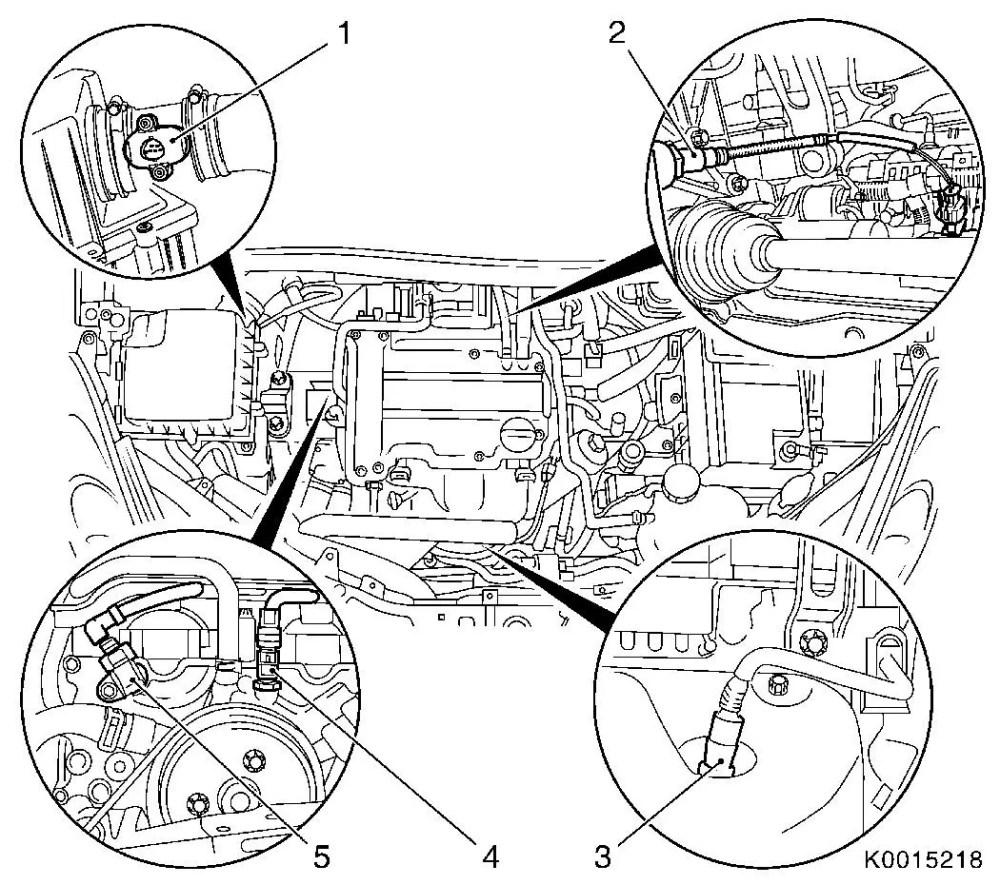 medium resolution of vauxhall zafira engine diagram