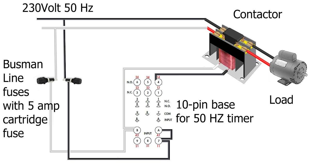 Wiring Diagram: 28 Solid State Timer Wiring Diagram