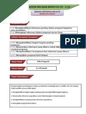 Fitur Kebahasaan Proposal : fitur, kebahasaan, proposal, Fitur, Kebahasaan, Dalam, Proposal, Kadar, Keilmuan, Tulisan, Siswa, Download