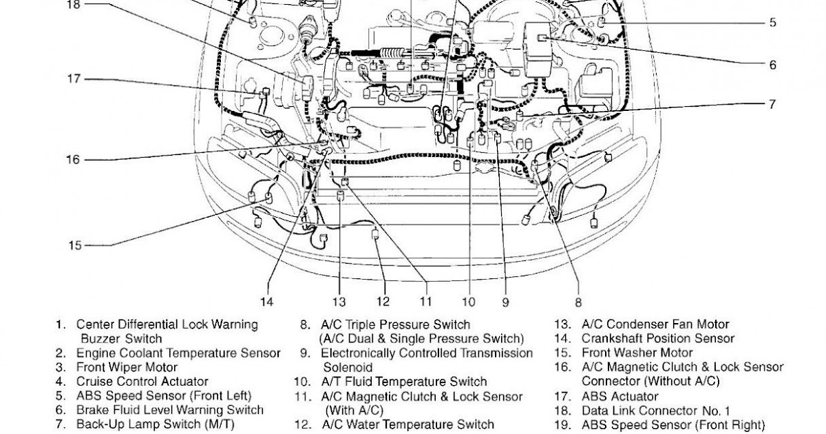 [DIAGRAM] 1998 Toyota Corolla Engine Diagram