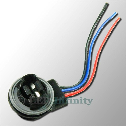 small resolution of 1pc 3157 3757 4157 car tail signal light socket wiring harness connector sc7 ebay